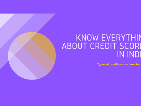 What is my credit score? How to check my credit score in India ?