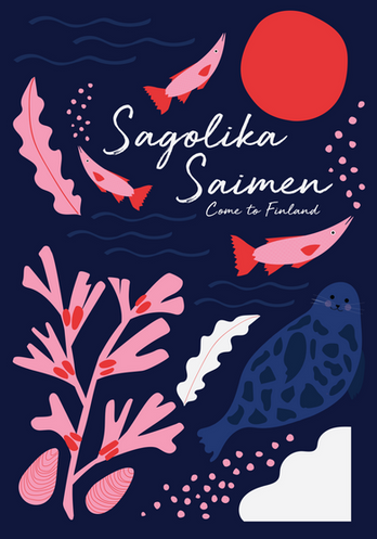 Poster competition Come to Saimaa