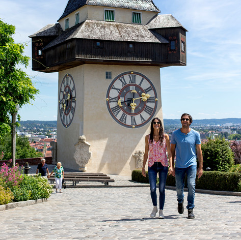 Schlossberg (c) Graz Tourismus - Tom Lamm