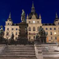 Hauptplatz Rathaus (c) Graz Tourismus - Harry Schiffer