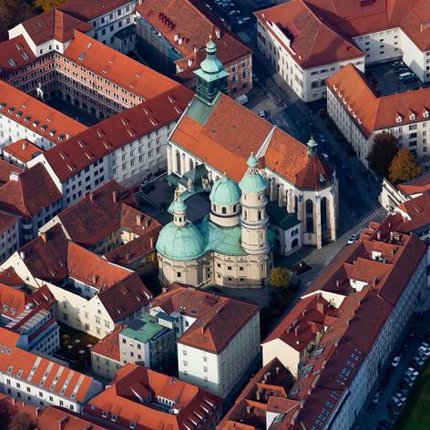 Dachlandschaft (c) Graz Tourismus - Erwin Scheriau