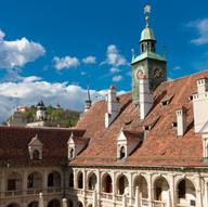 Landhaushof (c) Graz Tourismus - Harry Schiffer