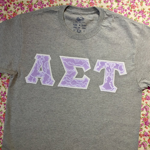 Add Lace Overlay to Your Letters