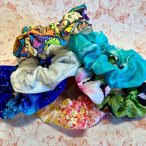 Custom Scrunchies (3 pack)