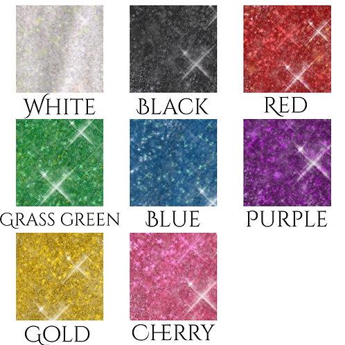 Glitter Outline Substitute