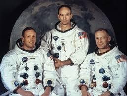 It wasn't 3 Astronauts...it was a nation!