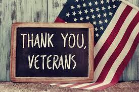 Don't Thank a Veteran