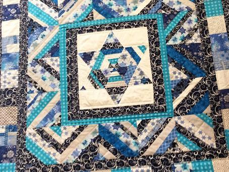 Hanukkah Quilts