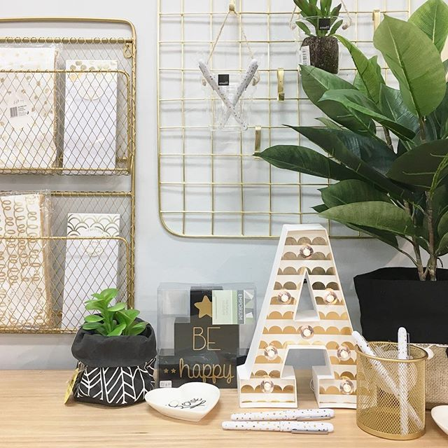 Get your desk organied with this gorgeous Wall shelf and organiser grid available in store now _amal