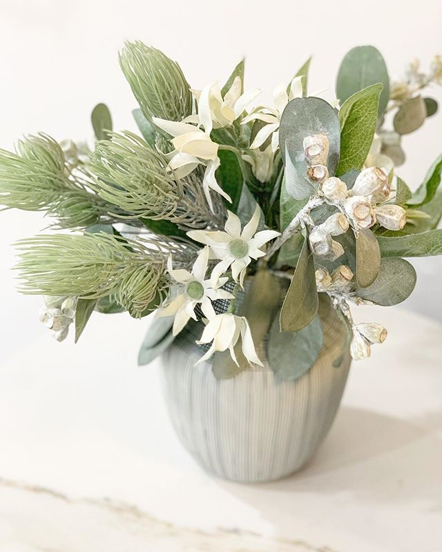 Flannel flowers have always been a favou