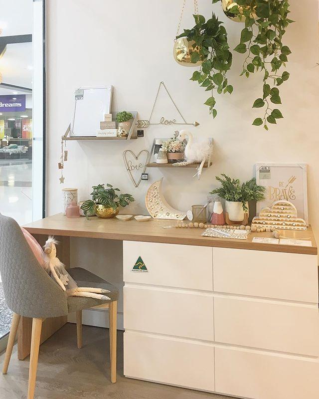 Our best selling Jill desk looking gorge