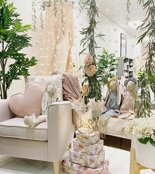 We're so excited to share our new store