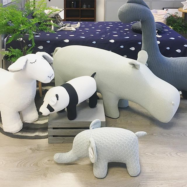 Animal chair buddies!! How cute are they