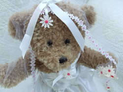 Bridel wear for your bear