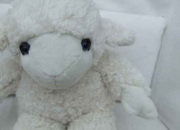 """16"""" Lovely Lamb - Create A Cuddly"""