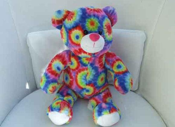 Create a Cuddly Kit super soft rainbow bear