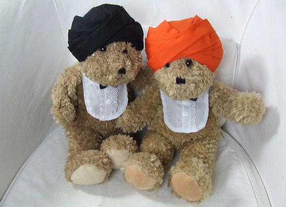 CULTURE turban bear