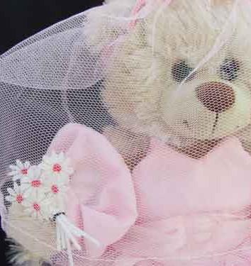 Pretty in Pink Bride