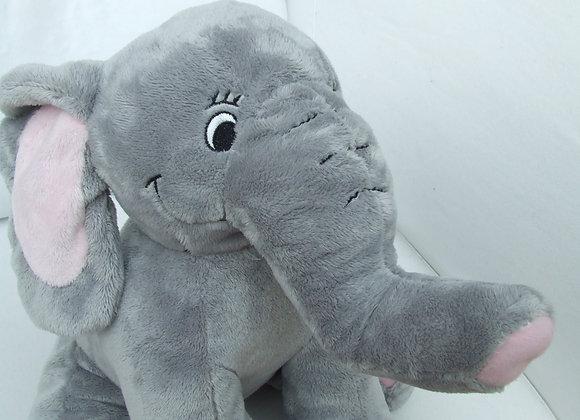 """16"""" elegant elephant - Create A Cuddly"""