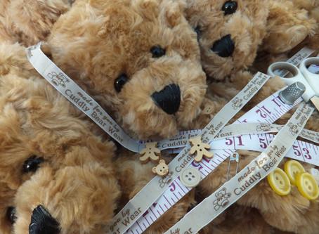 The Teddy Tailor Blog