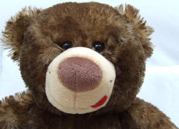 Create a Cuddly Kit chocolate honey bear