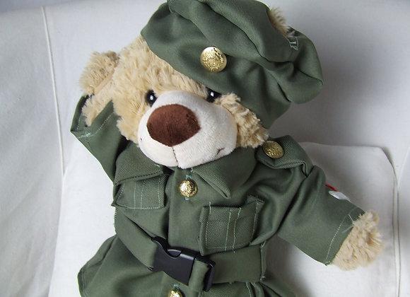 My London Bear - Army Bear