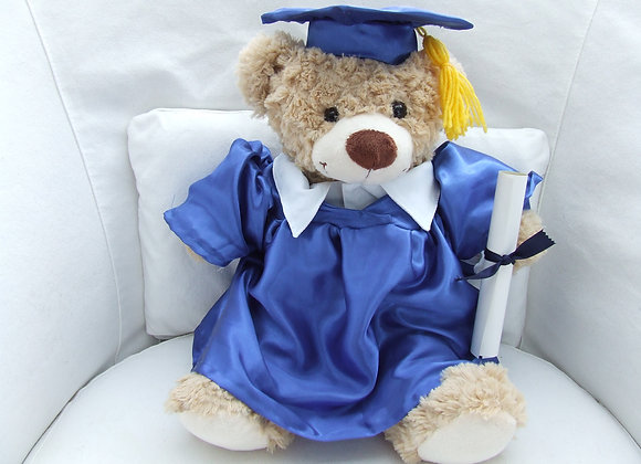GRADUATION BEAR ROYAL