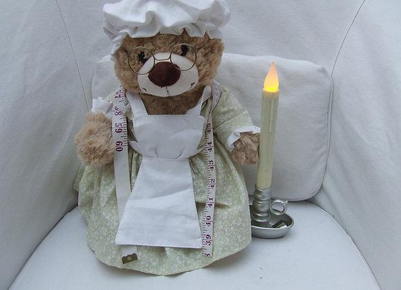 My London Bear -Grandma Bear outfit
