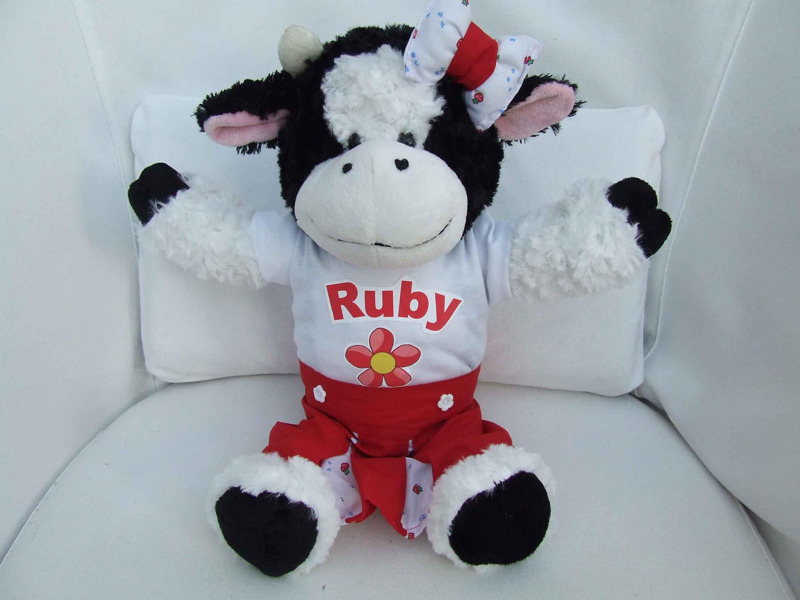 Personalised Ruby