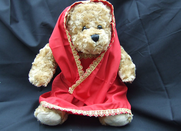 CULTURE Indian girl bear