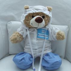 forensic bear
