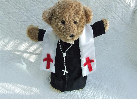 CULTURE Priest Bear