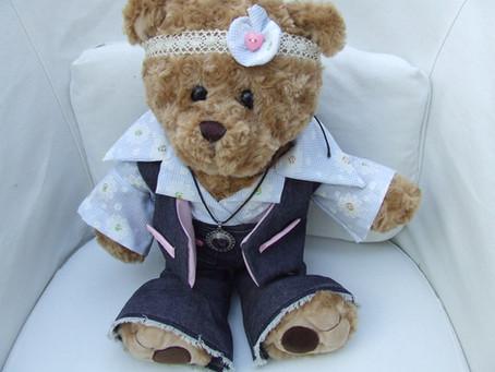 all handmade bear clothes