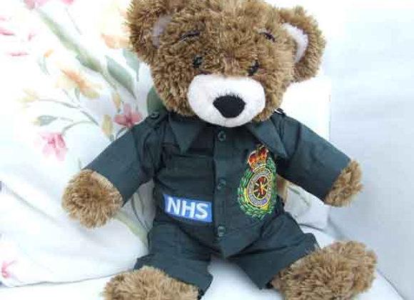 My London Bear - Ambulance Bear