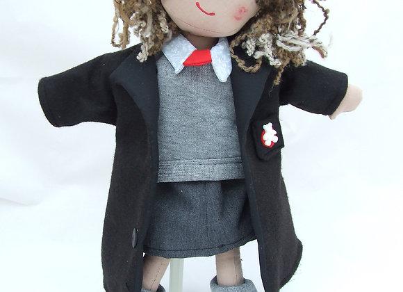 Selfie school girl  outfit