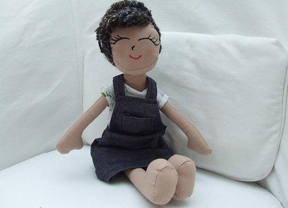 SELFIE bun doll