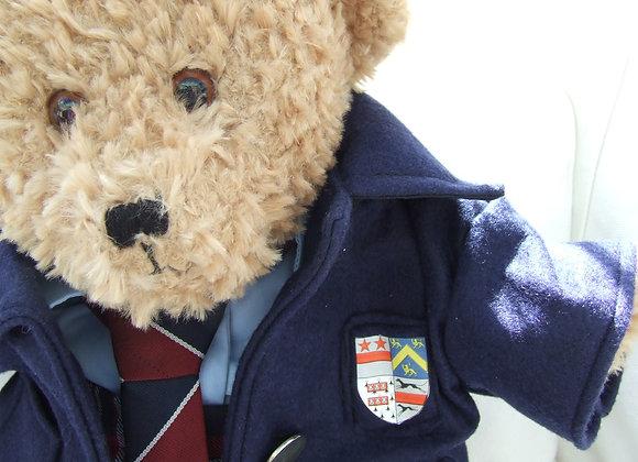 My School Bear Blazer Bear