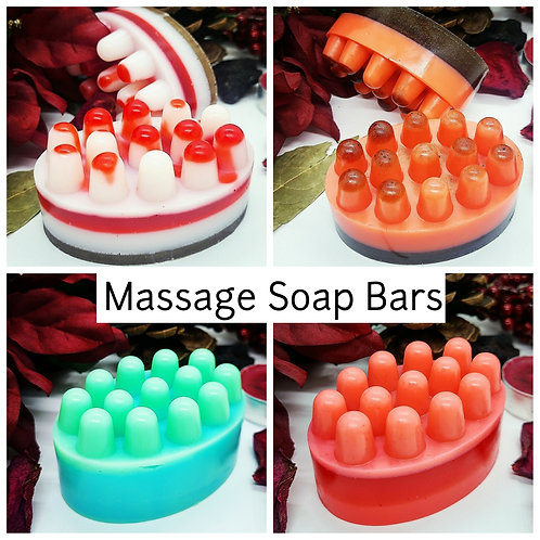Triple Butter & Glycerin Massage Soap
