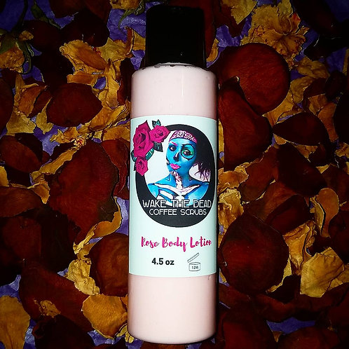 Rose Oil Body Lotion