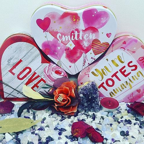 Valentine's Day Mystery Sampler- Ships 2/1