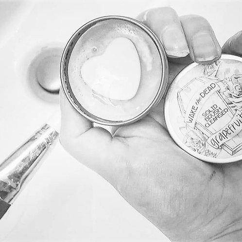 Mini Vegan Solid Brush Cleanser