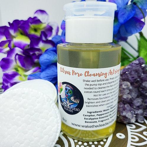 Citrus Pore Cleansing Astringent