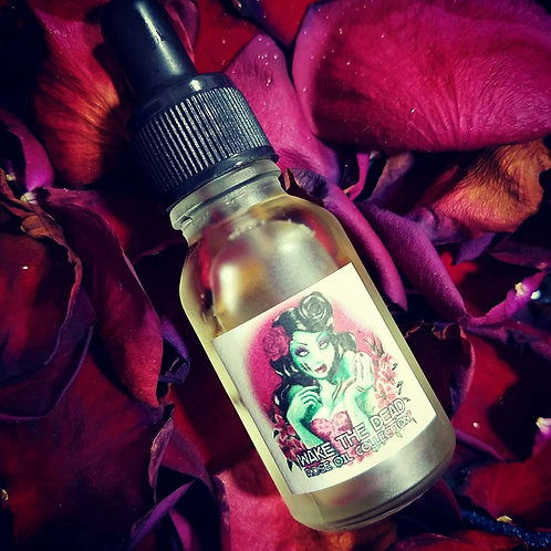 Luxurious Rose Oil