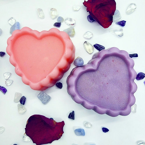 Valentine's Day Loofah Soaps
