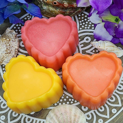 Summer Loofah Soaps- Pick Your Scent
