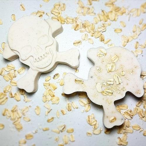 Oatmeal Shea Butter Soap for Sensitive Skin