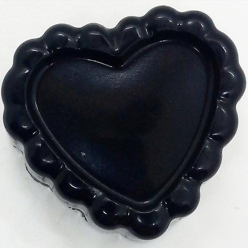 Charcoal Loofah Soap