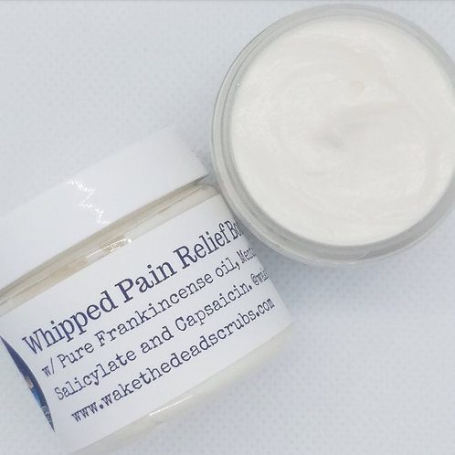 2oz Whipped Pain Relief Foam