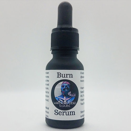 Antiseptic Burn Serum