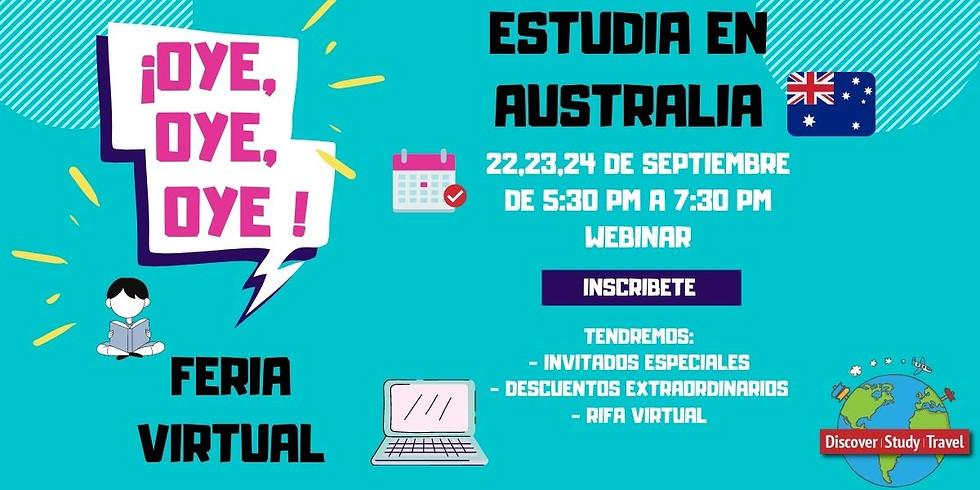 Estudia en Australia con Discover Study Travel